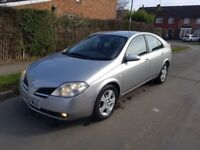 Automatic Nissan Primera Long Mot Very Spacious