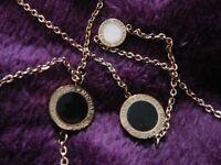 Vintage Necklace Michael Kors Gold K14