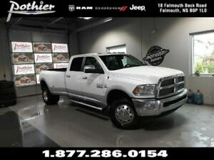 2014 Ram 3500 Laramie | DIESEL | DUALLY | LEATHER |