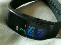 Samsung Gearfit2 tracker
