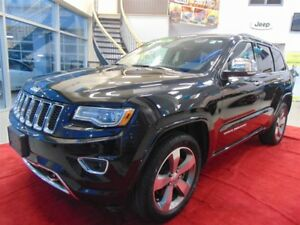 2014 Jeep Grand Cherokee Overland 4X4 TURBO DIESEL+REMORQUAGE+TO
