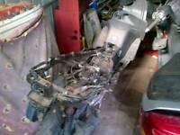 Piaggio x7 125 spares or repair