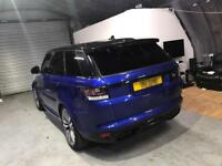 CAR WINDOW TINTING FROM £60