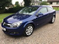 2008 VAUXHALL ASTRA DESIGN -- 3 DOOR SPORTS HATCH --