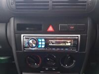 Alpine head unit sub and amp