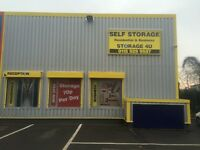 NEW SELF STORAGE DEPOT NOTTINGHAM NG8 [ STORE 1M GET 1M FREE / STORE 2M GET 2M FREE ]