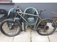 Genesis bike for sale , was over 1000£ new!