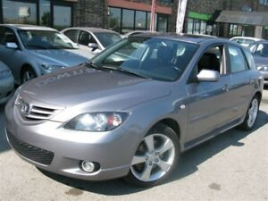 2005 Mazda Mazda3 Sport AUTO!LOADED!FULLY CERTIFIED@NO EXTRA CHA