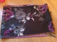 """*Brand new"""" Laura Ashley scarf - labels attached"""