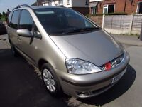 Ford Galaxy 1.9TDI Auto.