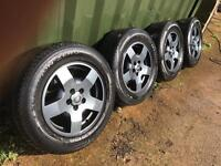 Land Rover Discovery 3 alloy wheels 265 60 18