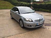 **TOYOTA AVENSIS TR 2.0 DIESEL 5 DOOR GREY (2008 YEAR)IN IMMACULATE CONDITION**