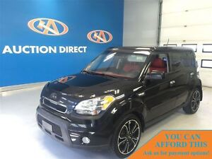 2010 Kia Soul 4u SUNROOF! ALLOYS! FINANCE NOW!