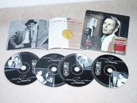 FRANK SINATRA, 4 CD Box Set