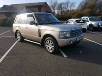 2003 RANGE ROVER VOUGE HSE 3.0 TD6 DIESEL LOVELY CONDITION THROUGH OUT FOR YEAR