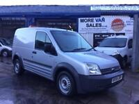 2008 silver 1 owner ford transit connect LX 1.8 tdci 94k fsh 90bhp 7 months