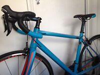 CUBE Axial WLS Pro Women's Road/Racing Bike 53cm
