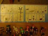 Playmobil Pirate island hideaway, prison, boats and lots of Pirate figures - reduced price