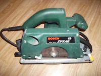 BOSCH PKS 46 CIRCULAR SAW FOR SPARES OR REPAIR