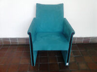 Vintage Moroso Chair Late 1980's, Early 90's