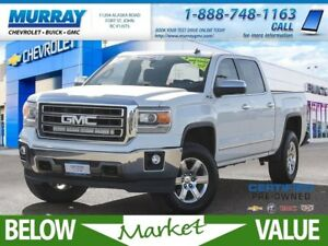 2014 GMC Sierra 1500 SLT  **heated leather seats! backup camera!