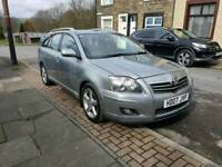 Toyota Avensis 2.0 D4d Solid Estate car Brilliant drives long mot Cheap and Bargain price