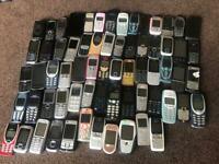 Joblot Mobile Phones - Nokia - Samsung - Sony Ericsons - Motorola - Blackberry - Lg