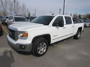 2014 GMC Sierra 1500 SLT 4X4 Leather