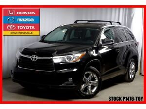 2015 Toyota Highlander LIMITED / TOIT PANO / CUIR / GPS / CAM RE
