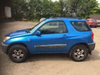 Toyota RAV4 2x4 For Spares or Repair
