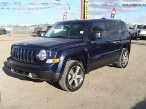 2016 Jeep Patriot Loaded - Leather - Low KM - 4x4