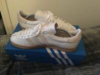 Adidas Topanga Size 8 white. Never been worn