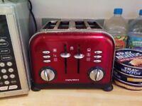Morphy Richards Toaster - Erdington - B23