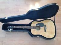 6 string Tradition Acoustic Guitar