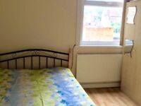 Double Room to rent for single person 2 minutes walk from Upton Park Station