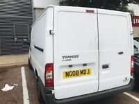 2008 ford transit tax and mot diesel