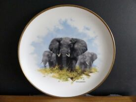Elephant - The David Shepherd Wildlife Collection, commissioned by Spink
