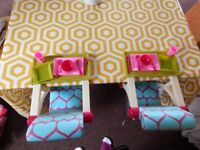 OUR GENERATION clip on dolls chair TWO AVAILABLE