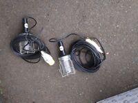 110v inspection lamps