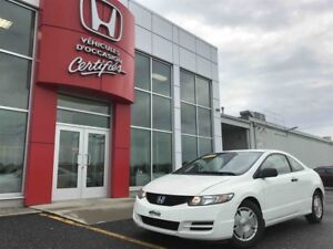 2009 Honda Civic Coupe DX-A