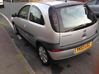 Vauxhall Corsa 2003 £450 ONO