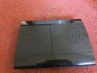 Playstation 3 With Controllers and 44 games