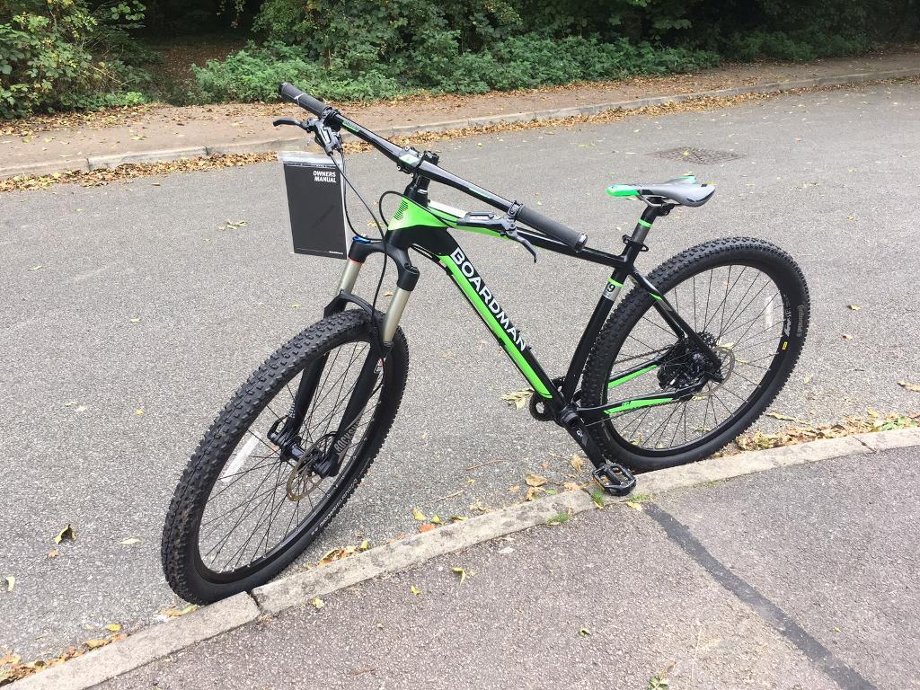 """Boardman Pro 29 MTB Mountain Bike 19"""" 11 Speed Sram Rockshox"""