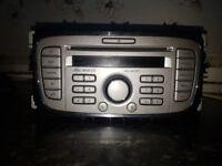 Ford focus mk3 radio