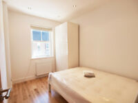 A modern and bright 2 double bedroom flat short walk to Finsbury Park & Archway tube stations