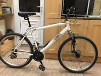 "Adults Apollo Large mountain bike. 20"" Frame. 26"" Wheels. Fully working"