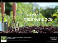 Help wanted in the garden