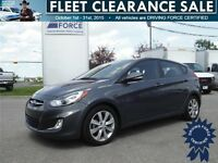 2013 Hyundai Accent GLS - Sunroof - Heated Seats - 36,118KMS