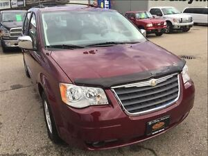 2008 Chrysler Town & Country Touring. Stow & Go