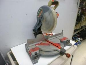 Ridgid Miter Saw - We Buy And Sell Power Tools - 114656 - MY58411